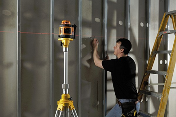 Rotary Laser Level Product Applications