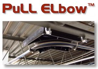 PuLL ELbow - Re-usable Cabling Installation Tool - Saves Time & Money!