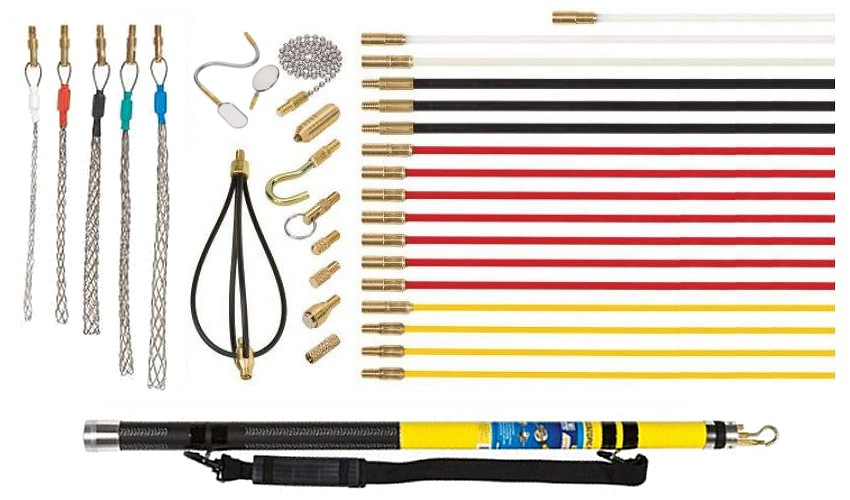 Wire Pulling Tools & Equipment