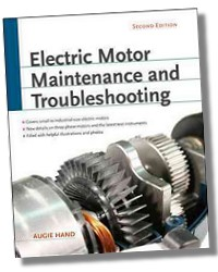Electric Motor Maintenance Troubleshooting 2e Augie Hand