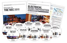 Mike Holt's 2011 Master/Contractor Intermediate Library w/ DVDs