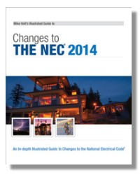 Mike Holt's Illustrated Changes to the NEC 2014