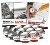 Mike Holt's 2017 Master/Contractor Intermediate Library w/DVDs