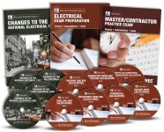 Mike Holt's 2020 Master/Contractor Intermediate Library w/DVDs