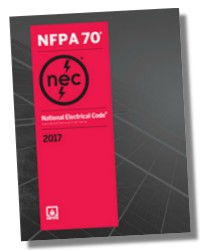 2017 National Electrical Code (NEC) Books, Study Guides and related References