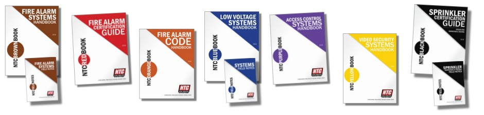 NTC Low Voltage Training & NICET Exam Study Guides