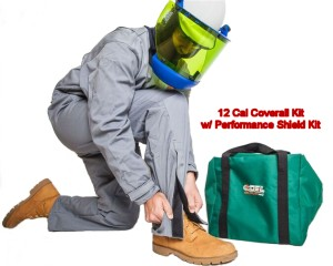 12 CAL Personal Protective Equipment (PPE) Kits - NFPA 70E Risk