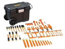 OEL Premiere Double Insulated Tool Kit - 60 piece
