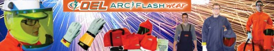 OEL Arc Flash Protection Clothing