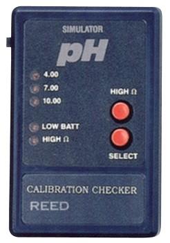 Reed Cc Ph Ph Calibration Checker
