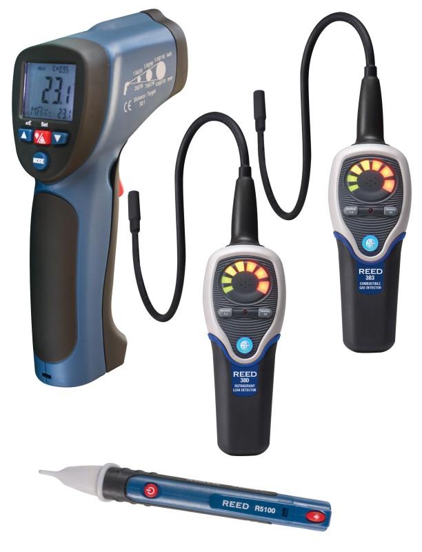 Reed Sensor For Natural Gas