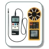 Reed Instruments Anemometers / Air Flow Meters