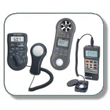Reed Instruments Light Meters - LUX / Foot-Candle, Compact, Multi-Function & RS-232 Output Models