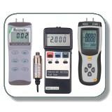 REED Manometers for Differential Pressure