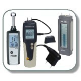 REED Pin-Type and Non-Destructive Moisture Meters