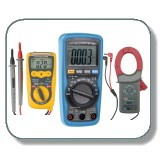 Digital MultiMeters (DMMs) and Accessories