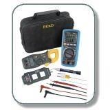 REED Electrical / HVAC Combination Test Kits