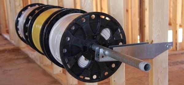 4REEL Cable Reel Bracket