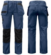 ProJob Poly-Cotton Blend Multi-Pocket Work Pants