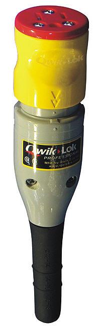 Qwik Lok Professional Straight Blade Locking Connector