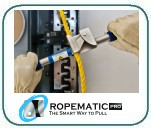 Ropematic Pro Rope & Fish Tape Puller
