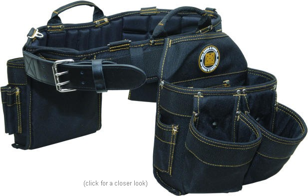Electrician S Heavy Duty Tool Belt And Bag Combos
