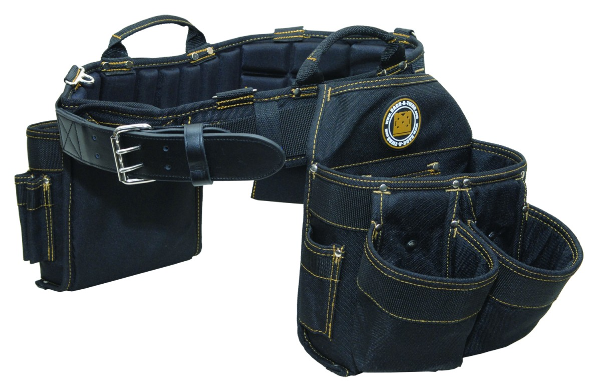 86aff1cb003d Electrician's Heavy Duty Tool Belt and Bag Combos