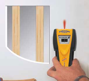 Studsensor I65 Onestep Electronic Stud Finder Wall