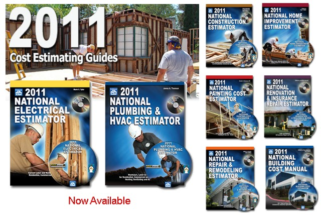 2019 National Estimator Labor & Cost Estimating Guides